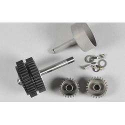 FG 2-Gang Getriebe 4WD 1:5