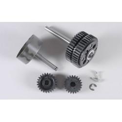 FG 2-Gang Getriebe 2WD 1:5