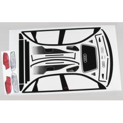 FG Aufklebersatz Audi A4...