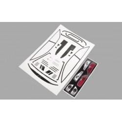 FG Aufklebersatz Audi RS5