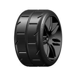 GRP - M2 Soft , schwarze Felge