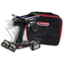 SANWA M17 Sonder-Set