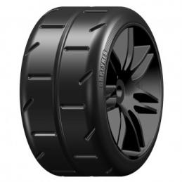 GRP - XM2 Soft, Schwarze Felge