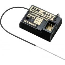 Sanwa RX-461 Telemetrie...