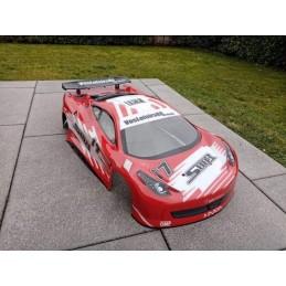 Karosserie - Ferrari GT S88R