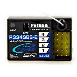 FUTABA Empfänger R334SBS-E...