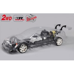 FG New Chassis 530-2WD + Karosserie Audi RS5 RTR